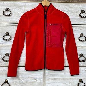 Vintage Ralph Lauren zip up fleece jacket